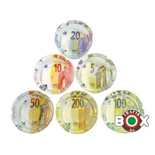 Hamuzó üveg Euro minta 8,5 cm 211139