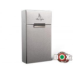 Adami Stefano Cigarettatartó doboz 100-as ML Metal-x silver