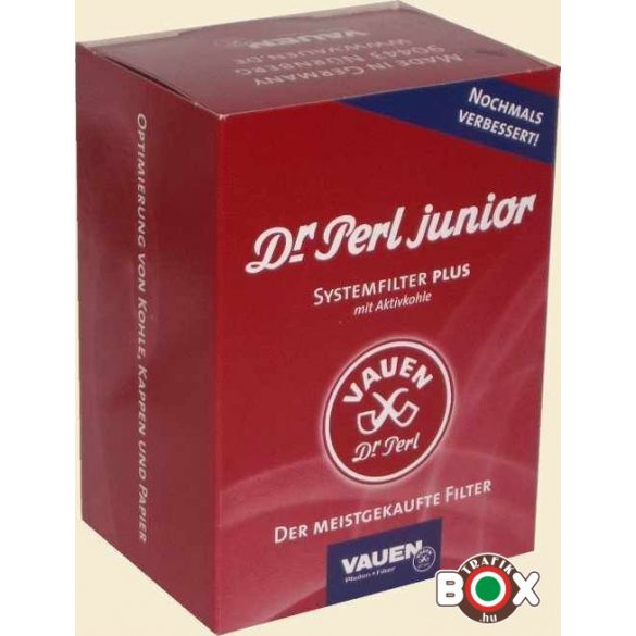 Pipafilter Dr Perl Junior (180 db)