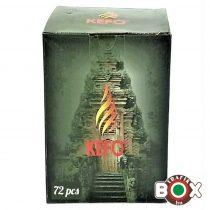 Vizipipaszén Kefo Coconut 1 kg