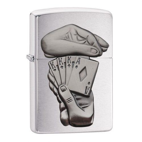 29396 Zippo öngyújtó Kártyák