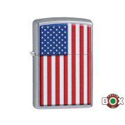 29722 Zippo öngyújtó amerikai zászló