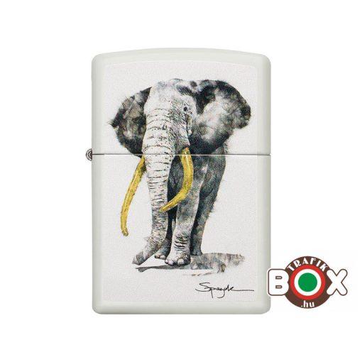 29844 Zippo öngyújtó Elefánt
