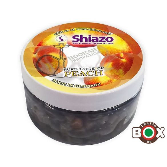 Vizipipa Ásványi kő Shiazo Peach ízesítésű