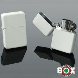 Benzines Öngyújtó Fehér 30010