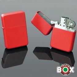 Benzines Öngyújtó Piros 30012