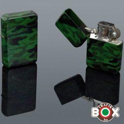 Benzines Öngyújtó Military 30015