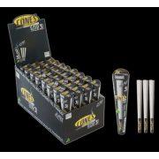 Cones King Size 3 db 109mm előresodort cigarettapapír (3db)