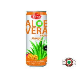 ALOE VERA rost. gyüm.ital mangó ízű 240 ml (30db/#) 31027