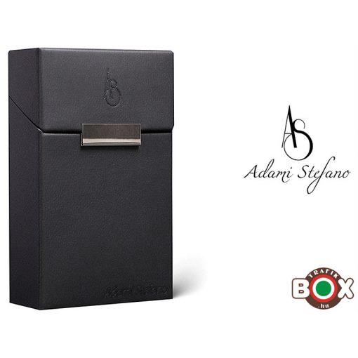 Adami Stefano Cigarettatartó doboz M 80-as Elegance Black AS Printed