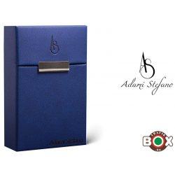 Adami Stefano Cigarettatartó doboz M 80-as Elegance Indigo AS Printed