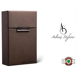 Adami Stefano Cigarettatartó doboz M 80-as Elegance Mocca AS Printed