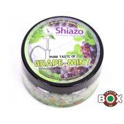 Vizipipa Ásványi kő Shiazo Grape-Mint ízesítésű
