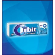 Orbit Drazsé Peppermint 10 db-os (Világoskék)