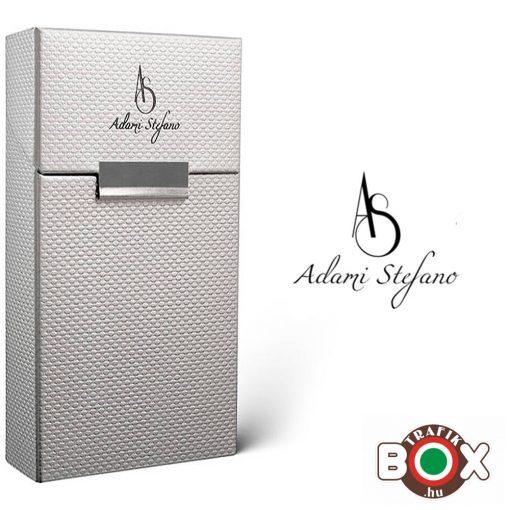 Adami Stefano Cigarettatartó doboz Slim Metal-X Silver