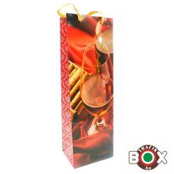 Dísztasak italos Vöröskendő 36 x 12,8 x 8,4 mm 337123