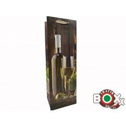 Dísztasak italos Fehérbor+Szőlő 338692