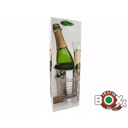 Dísztasak italos Jégvödörben Fehér pezsgő 338695