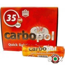 Vizipipaszén Carbopol 35 (C35)10db-os