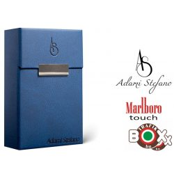 Adami Stefano Cigarettatartó doboz Touch Elegance Indigo AS Printed