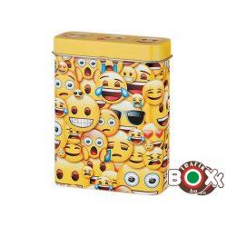 Cigarettadoboz Fém Emoji 348736