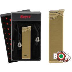 Royce Piezo Viharlángú Öngyújtó 34892