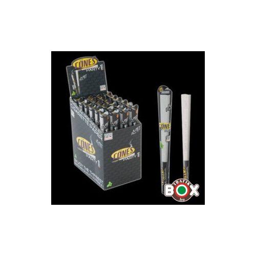 Cones Party 1 db 140mm előresodort cigarettapapír