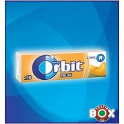 Orbit Drazsé Melon 10 db-os