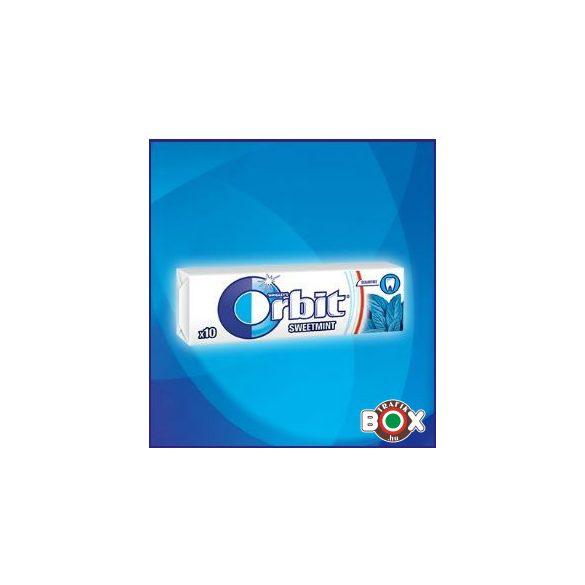 Orbit Drazsé Sweetmint 10 db-os