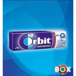 Orbit Drazsé Winterfrost 10 db-os (Sötétkék)