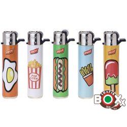 ÖNGYÚJTÓ Tűzköves PROF Pop Food minta 40009544