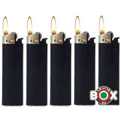 ÖNGYÚJTÓ Tűzköves Prémium PROF Fekete Arany kupak 40009576