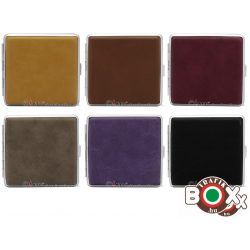 Cigarettatárca Bőr Di Maggio vegyes színek (20 szál) 40114