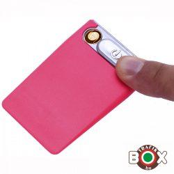 ÖNGYÚJTÓ CHAMP USB-röl tölthető Kártya (ultra vékony) 40400328