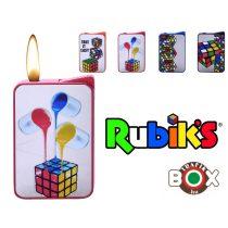Öngyújtó fém Rubik tükrös 40401944