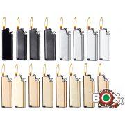 ÖNGYÚJTÓ Tűzköves Prémium CHAMP vegyes Metál színek 40402317
