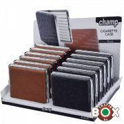 Cigarettatárca CHAMP fekete-barna 40444516