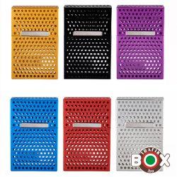 Cigarettatartó doboz CHAMP Alumágnes 20 szálas 40447294