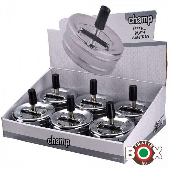 Hamuzó CHAMP bepörgetős fém  9 cm 40447657