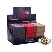 Cigarettatartó CHAMP bőr színes 40448063