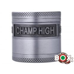Dohányörlő CHAMP Fém 4 részes 4 cm Ezüst 40506087