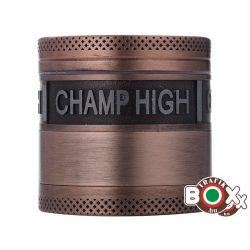 Dohányörlő CHAMP Fém 4 részes 4 cm Réz 40506090