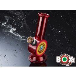 Bong Champ akril Lapos 12,5 cm vegyes színes 40506116