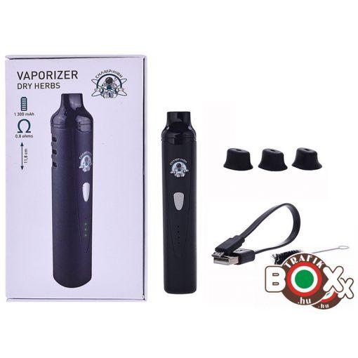 Vaporizer CHAMP High  hevítő készülék Vágott Dohányhoz és egyéb Herbál termékekhez 1300 mAh 40506136