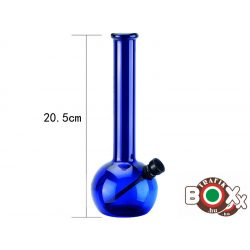 Bong üveg CHAMP PRÉMIUM 20 cm Kék 40506142