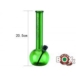 Bong üveg CHAMP PRÉMIUM 20 cm Zöld 40506143