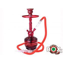 Vizipipa CHAMP AL MALIK OUJDA Egycsöve Fényes Piros Test 37 cm 40508104
