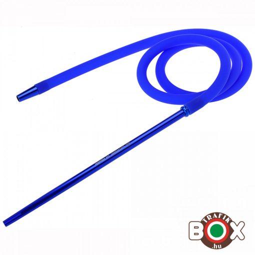 Vízipipa cső CHAMP Szilikon Mosható 150 cm Kék 40508206
