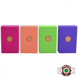 Cigarettatartó CHAMP Click box Gumírozott Élénk színes 40590190