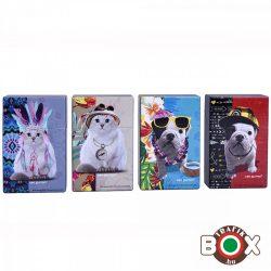 Cigarettatartó CHAMP Click box Aranyos Cica - Kutyu 40590224